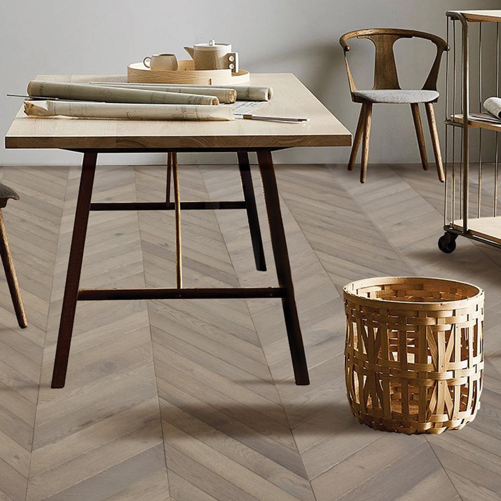 Castle Brown Wood Flooring