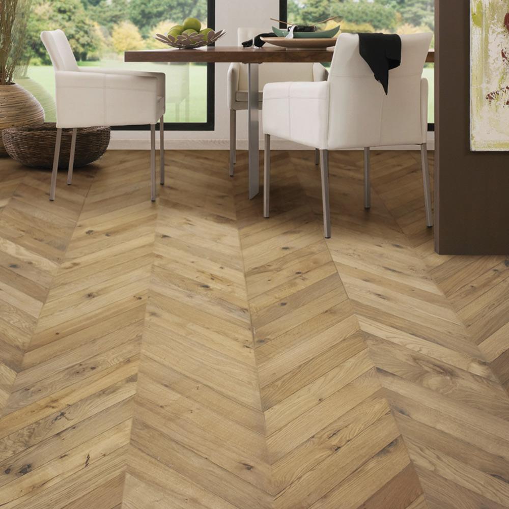 Swiss Hardwoods Bourbon Wood Flooring