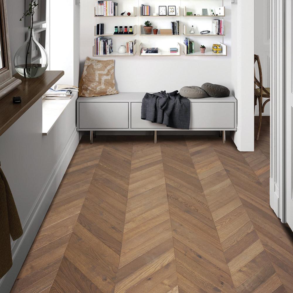 Brown Swiss Hardwoods Flooring