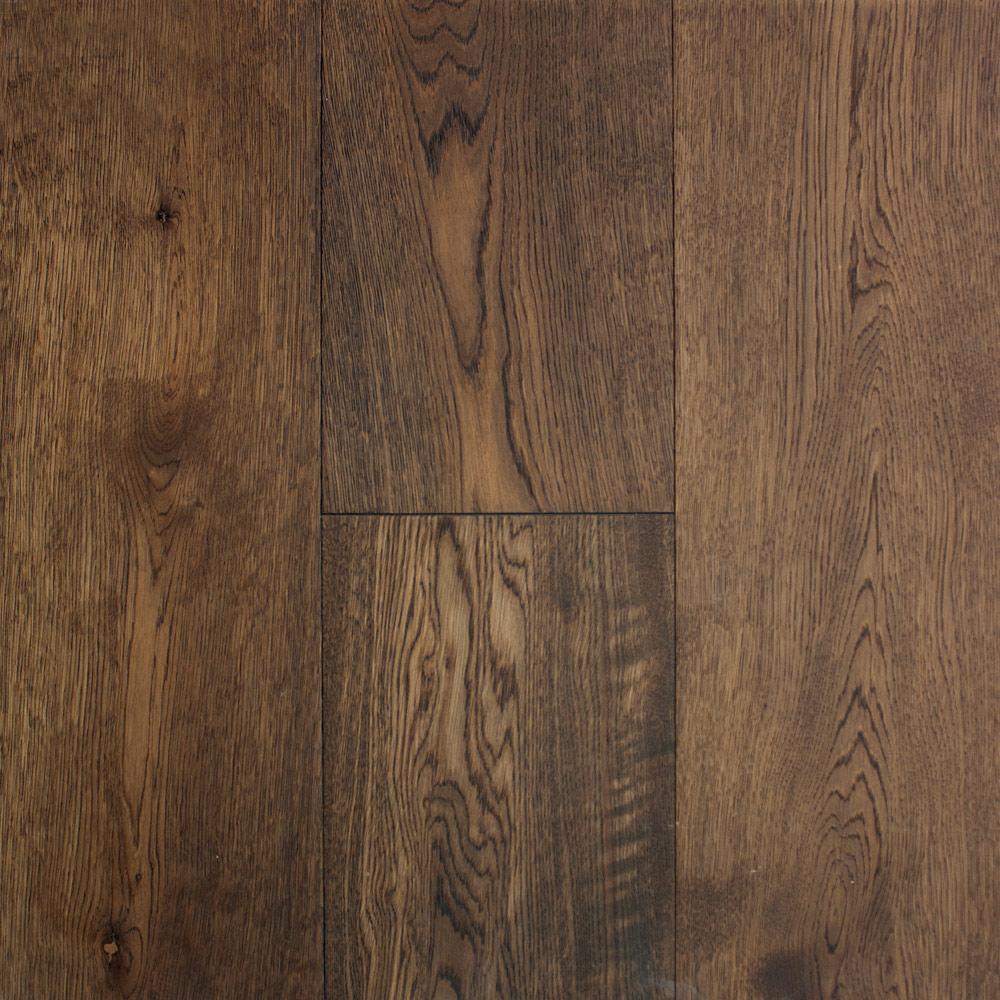 Fumed Castle Brown (European Oak – Single Strip)