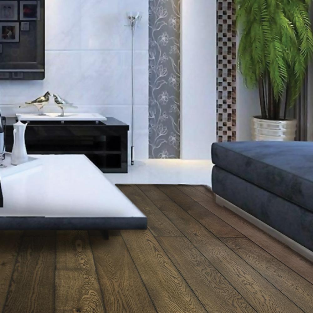 Black – (European Oak – Single Strip)