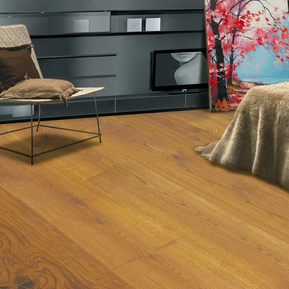 Cinnamon Brown (European Oak – Single Strip)