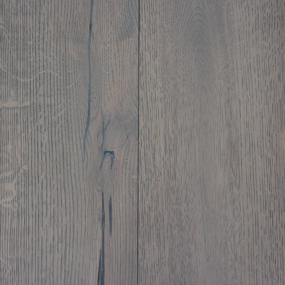 Alpaca White – Ash Grey (European Oak – Single Strip)