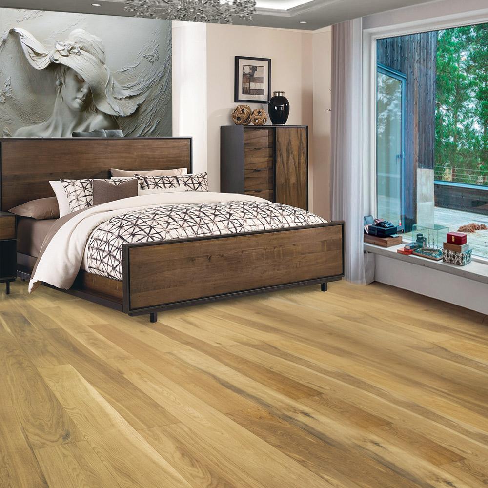 Pure – Natural (European Oak – Single Strip)
