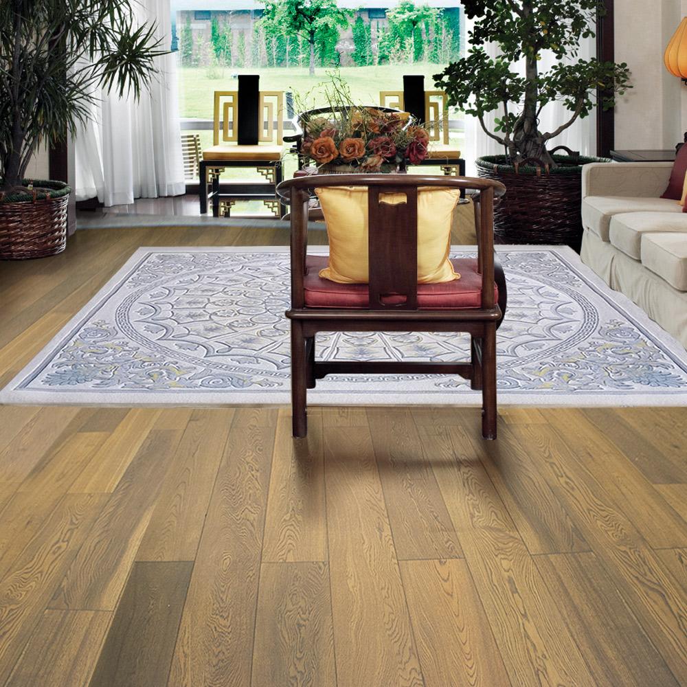 Dark Olive Wood Flooring