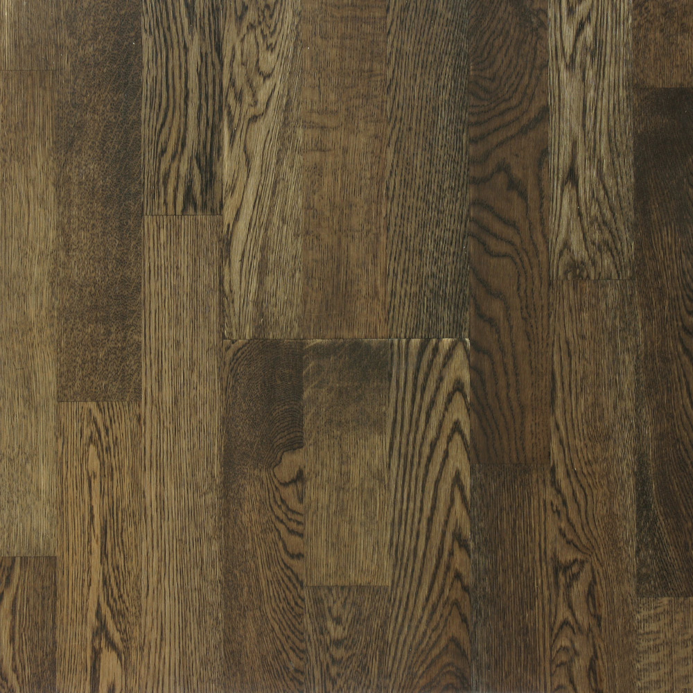 Black (European Oak – 3 Strip)