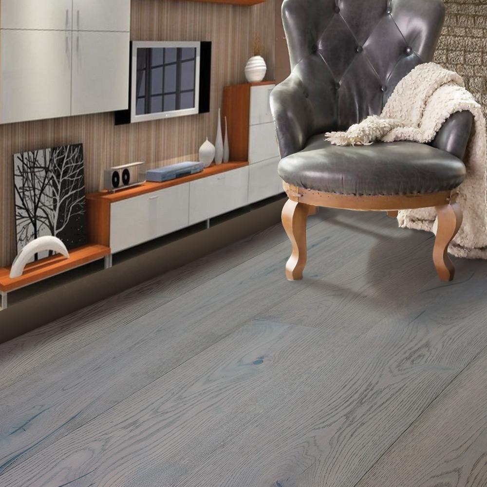 White Walnut Wood Flooring
