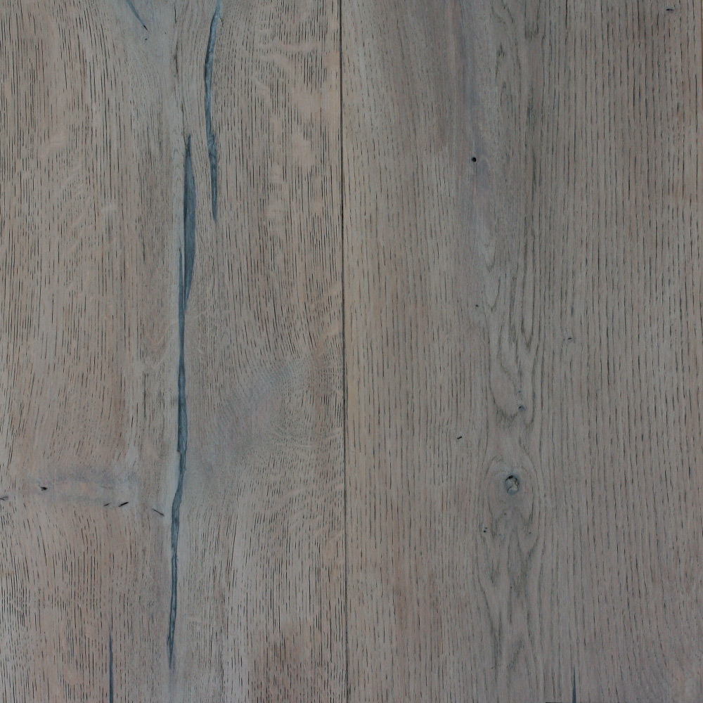 Nordic White – Walnut (European Oak – Single Strip)
