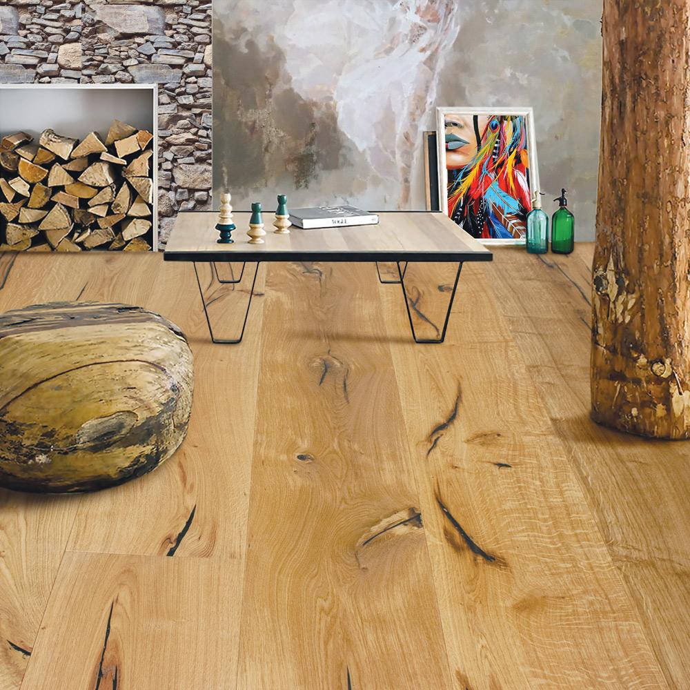 Pure – Monolith (European Oak – Single Strip)