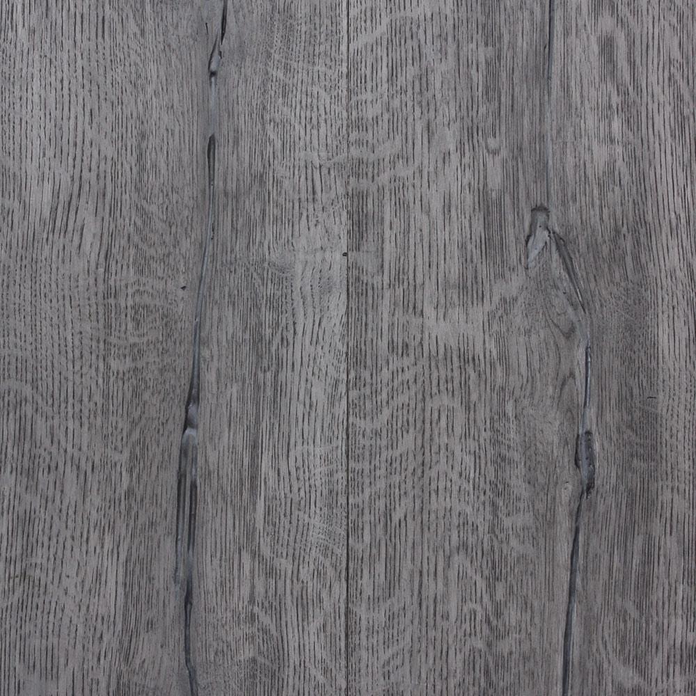 White – Charcoal (European Oak – Single Strip)